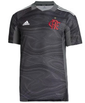 2021/22 Flamengo Black GK Soccer Jersey