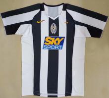 2004-2005 JUV Home Retro Soccer Jersey