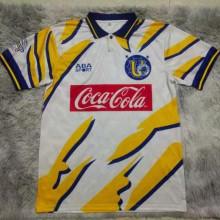 1997/98 Tigres White Retro Soccer Jersey