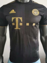2021/22 BFC Third Black Player Soccer Jersey