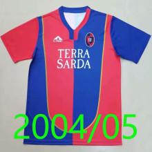 2004/05 Cagliari Home Retro Soccer Jersey