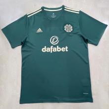 2021/22 Celtic Away Green Fans Soccer Jersey