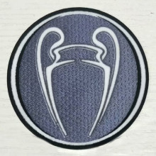 2021/22 UCL New Sleeve Badge 2021 Cup 冠军