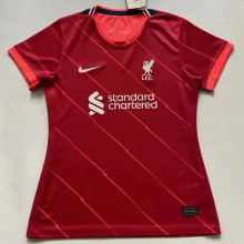 2021/22 LFC Home Red Women Soccer Jersey