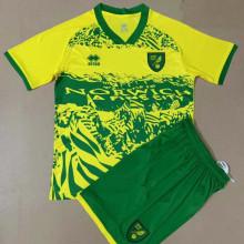 2021 Norwich Special Version Kids Soccer Jersey