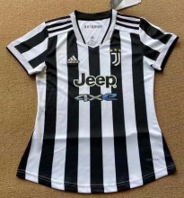 2021/22 JUV Home Women Soccer Jersey
