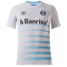 2021/22 Gremio 1:1 Quality Away White Fans Soccer Jersey