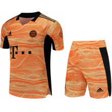 2021/22 BFC Orange GK Soccer Jersey (A Set)