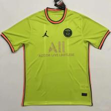 2021/22 PSG JD Green Training Soccer Jersey