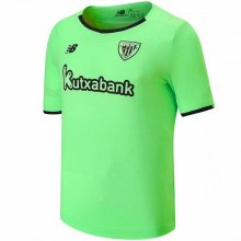 2021/22 Bilbao Athletic Green GK Soccer Jersey
