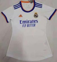 2021/22 RM Home White Women Soccer Jersey