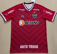 2021/22  AT Mineiro Red Fans Soccer Jersey