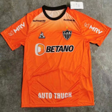 2021/22  AT Mineiro Orange GK Soccer Jersey