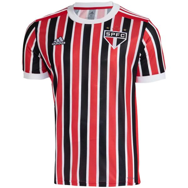 2021/22 Sao Paulo 1:1 Quality Away Fans Soccer Jersey