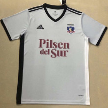 2021 Colo-Colo Special Edition Grey Fans Soccer Jersey