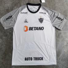 2021/22  AT Mineiro Grey Away Soccer Jersey