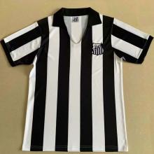 1956 Santos Retro Soccer Jersey