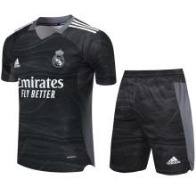 2021/22 RM Black GK Soccer Jersey(A Set)