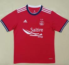 2021/22 Aberdeen Home Red Fans Soccer Jersey