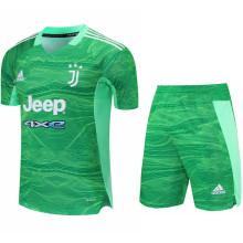 2021/22 JUV Green GK Soccer Jersey(A Set)