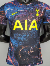 2021/22 TH FC Away Player Version Soccer Jersey