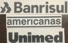 americanas 2021/22 Grêmi Away Three AD Behind  格雷米奥客场背后三条广告
