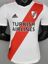 2021/22 River Plate Home 120Th Player Soccer Jerseys