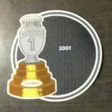 COPA AMERICA  1 Cup Patch 2001 Colombia Jersey 1字杯美洲杯哥伦比亚专用