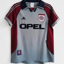 1998/1999 BFC Away Retro Soccer Jersey