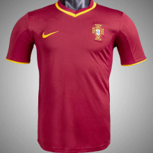 2000 Portugal Home Retro Soccer Jersey