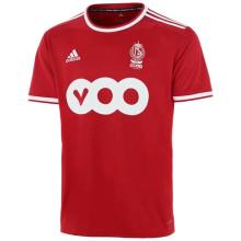 2021/22 Standard Liège Home Red Fans Soccer Jersey
