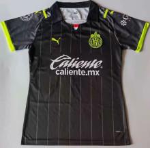 2021/22 Chivas Away Black Women Soccer Jersey