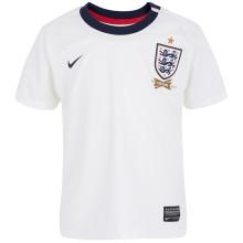 2013 England 150th Anniversary White Retro Soccer Jersey