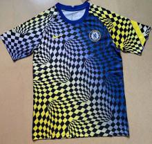 2021/22 CFC Blue Yellow Training Jersey