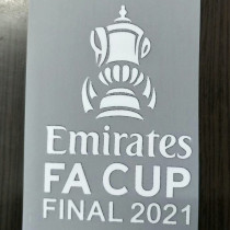 FA CUP FINAL 2021 Fonts (You can buy it Or tell me to print it on the Jersey英足总杯胸前小字)