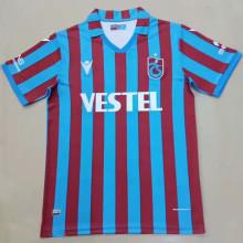 2021/22 Trabzonspor Home Fans Soccer Jersey特拉布宗