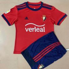 2021/22 Osasuna Home Red Kids Soccer Jersey