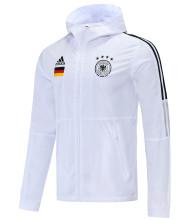 2021/22 Germany White Windbreaker