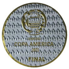 COPA AMERICA 2021 FINAL Patch 美洲杯决赛章2021 (You can buy it Or tell me to print it on the Jersey )