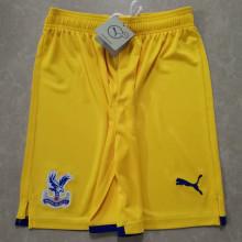 2021/22 Crystal Away Yellow Shorts Pants