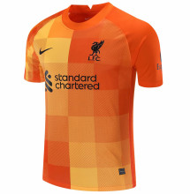 2021/22 LFC Orange GK Soccer Jersey