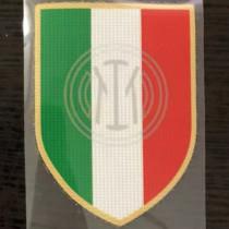 2020/2021 Italy-Serie A Champion Patch 2020/21意甲冠军三色章国米用