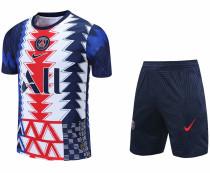 2021/22 PSG Short Training Jersey(A Set)