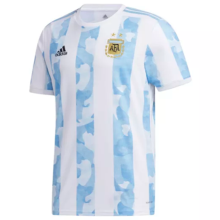 2021 Argentina 1:1 Quality Home Fans Soccer Jersey