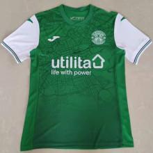 2021/22 Hibernian Home Green Fans Soccer Jersey