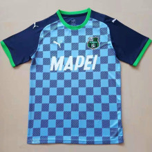 2021/22 Sassuolo Away Fans Soccer Jersey