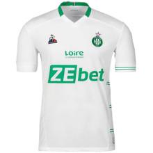 2021/22 St Etienne Away White Fans Soccer Jersey