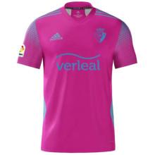 2021/22 Osasuna Away Pink Fans Soccer Jersey