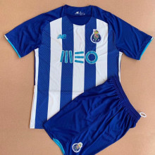 2021/22 Porto Home Kids Soccer Jersey