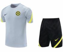 2021/22 CFC Grey Short Training Jersey(A Set)